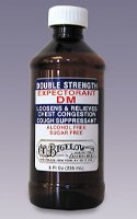 Double Strength Expectorant DM Cough Syrup* (BACKORDER)