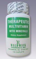 Therapeutic Multivitamin (NO EXPIRATION DATE)